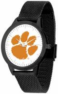 Clemson Tigers Black Mesh Statement Watch