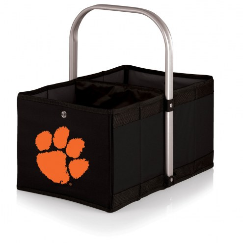 Clemson Tigers Black Urban Picnic Basket