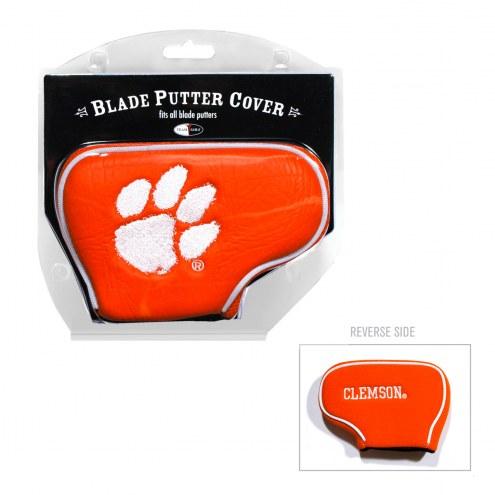 Clemson Tigers Blade Putter Headcover