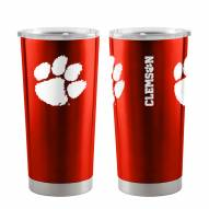 Clemson Tigers 20 oz. Travel Tumbler
