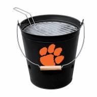 Clemson Tigers Bucket Grill