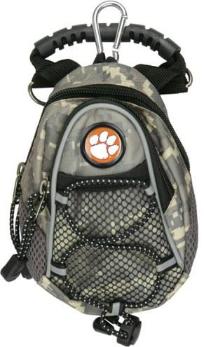 Clemson Tigers Camo Mini Day Pack