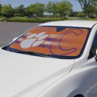 Clemson Tigers Car Sun Shade