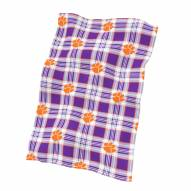 Clemson Tigers Classic XL Fleece Blanket
