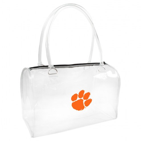 Clemson Tigers Clear Bowler