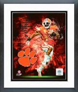 Clemson Tigers Clemson University Tigers Player Composite Framed Photo