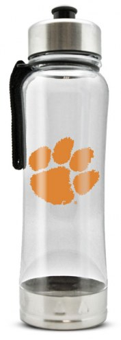 Clemson Tigers Clip-On Water Bottle