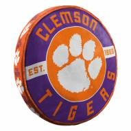Clemson Tigers Cloud Travel Pillow