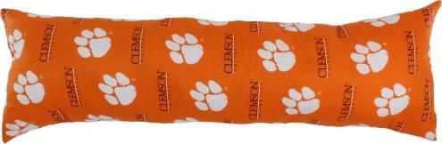 """Clemson Tigers 20"""" x 60"""" Body Pillow"""