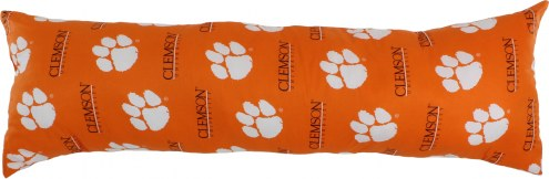 "Clemson Tigers 20"" x 60"" Body Pillow"