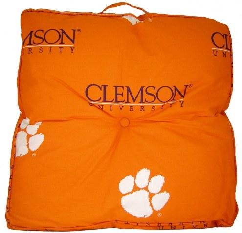 Clemson Tigers Floor Pillow