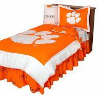 Clemson Tigers Comforter Set