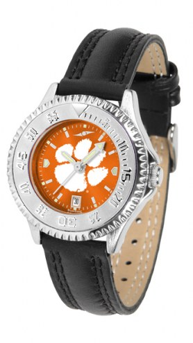 Clemson Tigers Competitor AnoChrome Women's Watch
