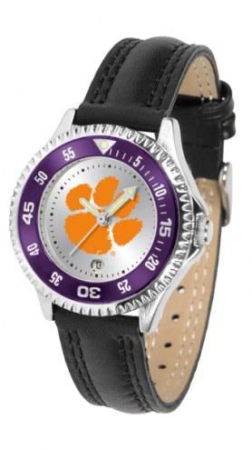 Clemson Tigers Competitor Women's Watch