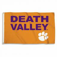 Clemson Tigers Death Valley 3' x 5' Flag