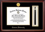 Clemson Tigers Diploma Frame & Tassel Box