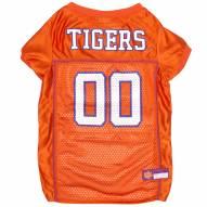 Clemson Tigers Dog Football Jersey