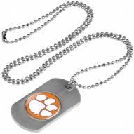 Clemson Tigers Dog Tag