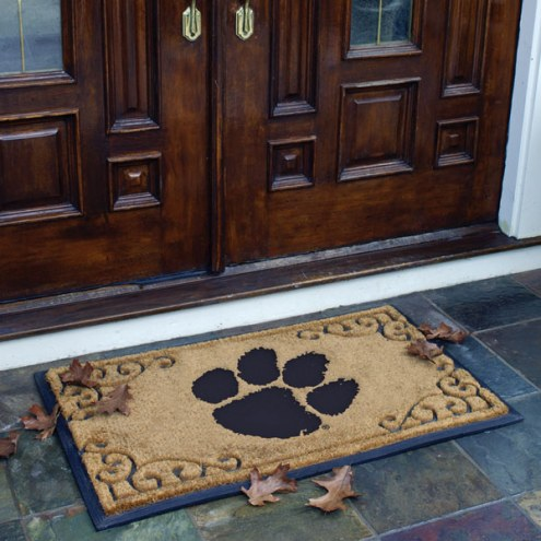 Clemson Tigers Door Mat