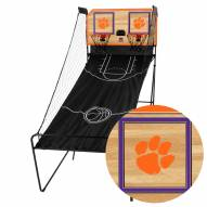 Clemson Tigers Double Shootout Basketball Game