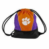 Clemson Tigers Drawstring Bag