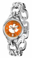 Clemson Tigers Eclipse AnoChrome Women's Watch