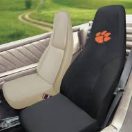 Clemson Tigers Embroidered Car Seat Cover
