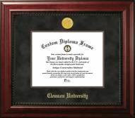 Clemson Tigers Executive Diploma Frame