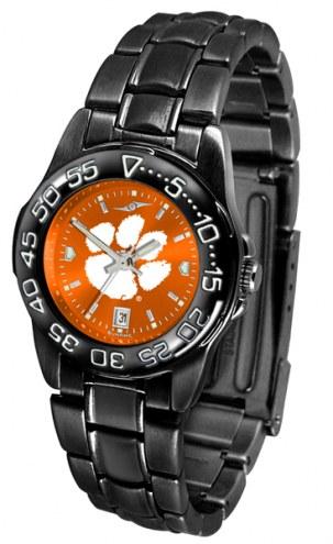 Clemson Tigers Fantom Sport AnoChrome Women's Watch