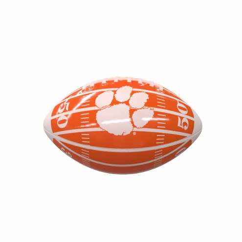 Clemson Tigers Field Mini Glossy Football