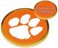 Clemson Tigers Flip Coin