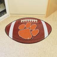 Clemson Tigers Football Floor Mat