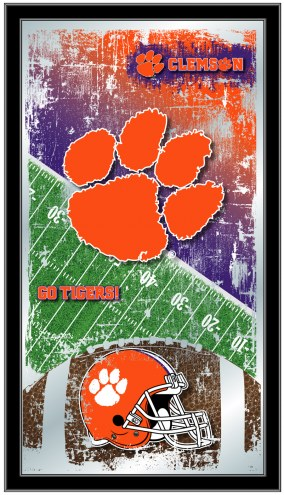 Clemson Tigers Football Mirror