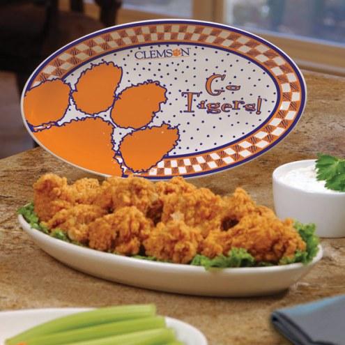 Clemson Tigers Gameday Ceramic Platter