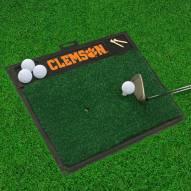 Clemson Tigers Golf Hitting Mat