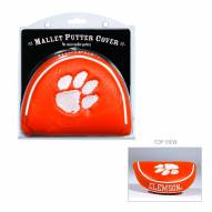 Clemson Tigers Golf Mallet Putter Cover