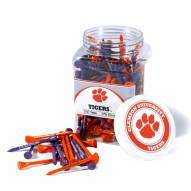 Clemson Tigers 175 Golf Tee Jar