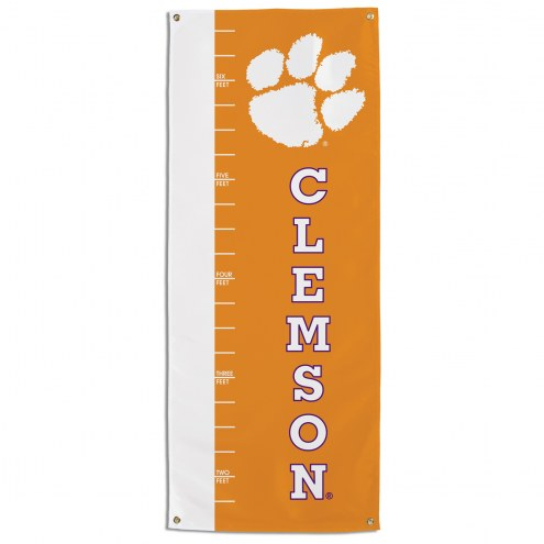 Clemson Tigers Growth Chart