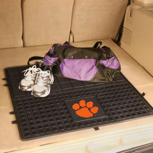 Clemson Tigers Heavy Duty Vinyl Cargo Mat
