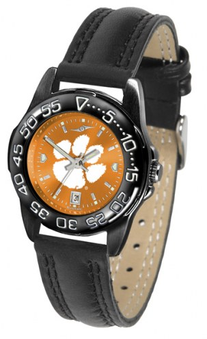 Clemson Tigers Ladies Fantom Bandit AnoChrome Watch