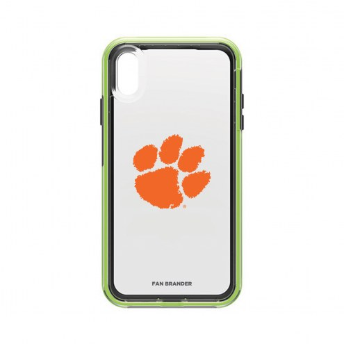 Clemson Tigers LifeProof iPhone XS Max Slam Case