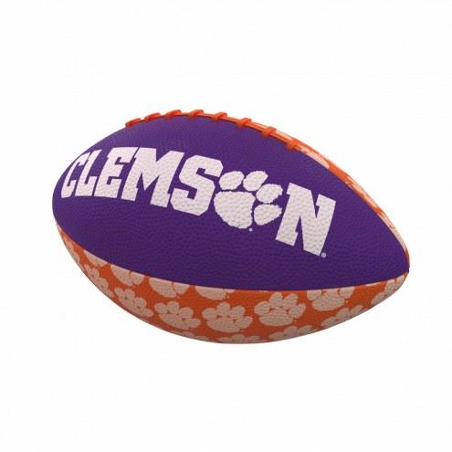 Clemson Tigers Mini Rubber Football