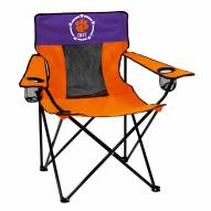 Clemson Tigers Elite Tailgating Chair