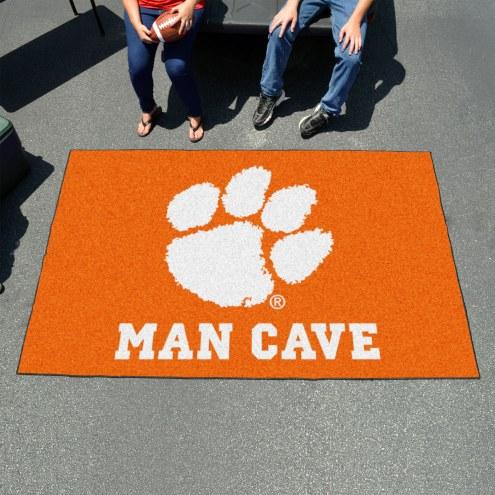 Clemson Tigers Man Cave Ulti-Mat Rug