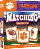 Clemson Tigers Matching Game