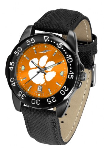 Clemson Tigers Men's Fantom Bandit AnoChrome Watch