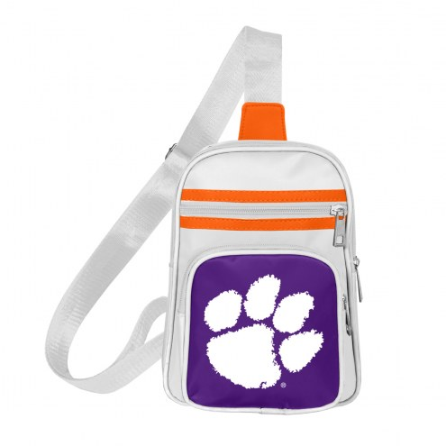 Clemson Tigers Mini Cross Sling Bag