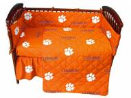 Clemson Tigers Baby Crib Set