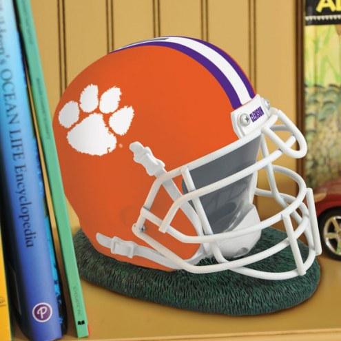 Clemson Tigers NCAA Helmet Bank