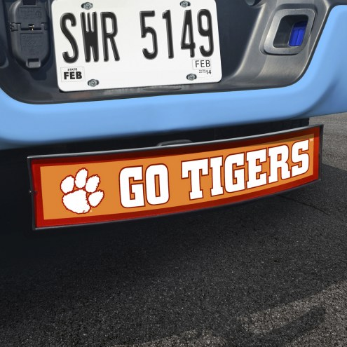 Clemson Tigers NCAA Light Up Hitch Cover